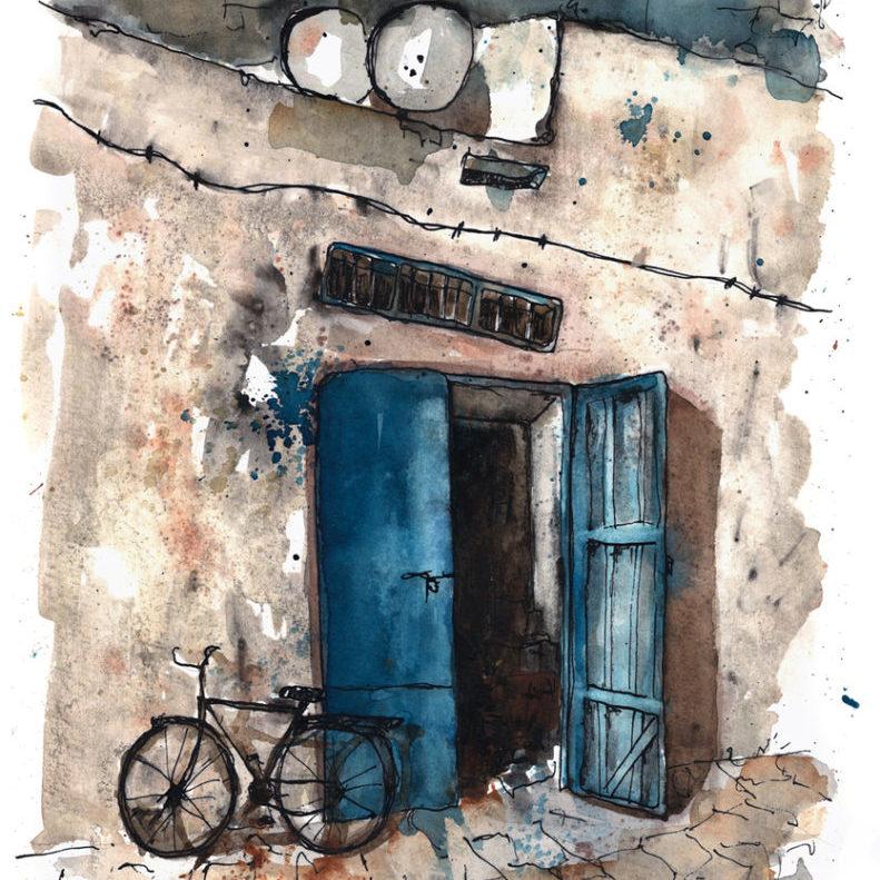 EssaouiraTorFahrrad_klein